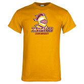 Gold T Shirt-Knights with University