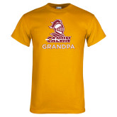 Gold T Shirt-Grandpa Knight Calvin