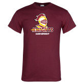 Maroon T Shirt-Knights with University
