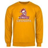 Gold Fleece Crew-Grandpa Knight Calvin