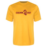Performance Gold Tee-Golf Horizontal