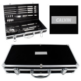 Grill Master Set-Calvin Wordmark Engraved