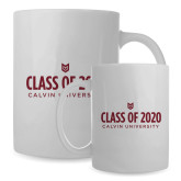 Full Color White Mug 15oz-Class of 2020