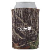 Collapsible Camo Can Holder-University Logo 1876 Horizontal