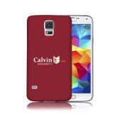 Galaxy S5 Phone Case-University Logo 1876 Horizontal