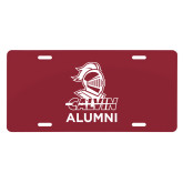 License Plate-Alumni Knight Calvin
