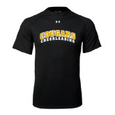 Under Armour Black Tech Tee-Cheerleading