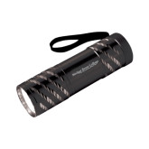 Astro Black Flashlight-Wordmark Engraved