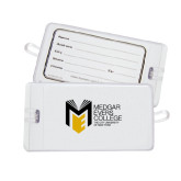 College Luggage Tag-Official Logo