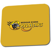 College Full Color Mousepad-Medgar Evers Cougars