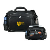 Hive Checkpoint Friendly Black Compu Case-Official Logo