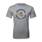 Grey T Shirt-Queensborough Tigers