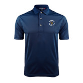 Navy Dry Mesh Polo-Queensborough Tigers