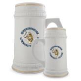 Full Color Decorative Ceramic Mug 22oz-Queensborough Tigers