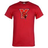 Red T Shirt-Cardinal
