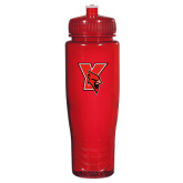 Spectrum Red Sport Bottle 28oz-Cardinal