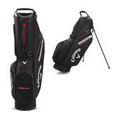 Callaway Hyper Lite 3 Black Stand Bag-Officlal Logo
