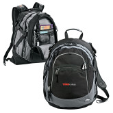High Sierra Black Titan Day Pack-Officlal Logo