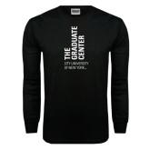 Black Long Sleeve TShirt-Official Logo