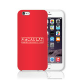 College iPhone 6 Phone Case-Official Logo