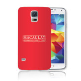 College Galaxy S5 Phone Case-Official Logo