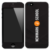 iPhone 5/5s/SE Skin-Short Logo Circle
