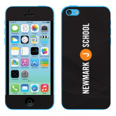iPhone 5c Skin-Short Logo Circle