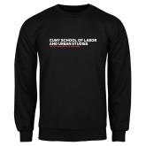 Black Fleece Crew-SLU Logotype