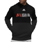 Adidas Black Team Issue Hoodie-SLU Murphy Stacked