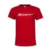 Youth Red T Shirt-SLU Murphy