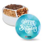 Deluxe Mix Happy Birthday Tin-SLU Murphy Stacked