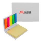 Micro Sticky Book-SLU Murphy Stacked