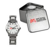Ladies Stainless Steel Fashion Watch-SLU Murphy Stacked