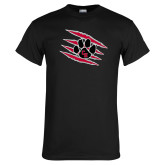 Black T Shirt-Primary Athletics Mark