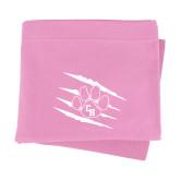 Pink Sweatshirt Blanket-Primary Athletics Mark