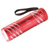 Astro Red Flashlight-Primary Athletics Mark Engraved