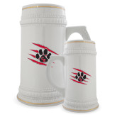 Full Color Decorative Ceramic Mug 22oz-Primary Athletics Mark