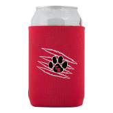 Neoprene Red Can Holder-Primary Athletics Mark