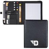 Carbon Fiber Tech Padfolio-Flying D