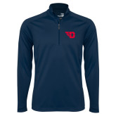 Syntrel Navy Interlock 1/4 Zip-Flying D