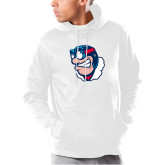 Under Armour White Armour Fleece Hoodie-Mascot