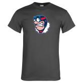 Charcoal T Shirt-Mascot