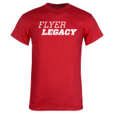 Red T Shirt-Flyer Legacy