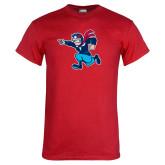 Red T Shirt-Full Mascot