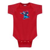 Red Infant Onesie-Full Mascot