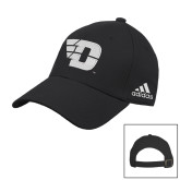 Adidas Black Slouch Unstructured Low Profile Hat-Flying D