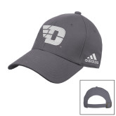 Adidas Charcoal Slouch Unstructured Low Profile Hat-Flying D