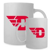 Full Color White Mug 15oz-Flying D