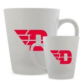 Full Color Latte Mug 12oz-Flying D