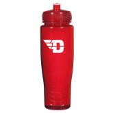Spectrum Red Sport Bottle 28oz-Flying D